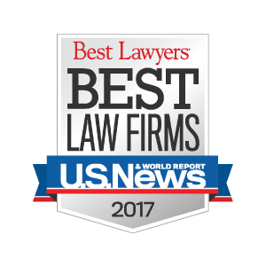 Sayles Werbner Named to List of Best Law Firms for 2017