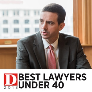 Sayles Werbner Shareholder Rob Sayles Named to D Magazine's Best Lawyers Under 40 List