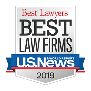Sayles Werbner Selected to 2019 Guide to Nation's Best Law Firms