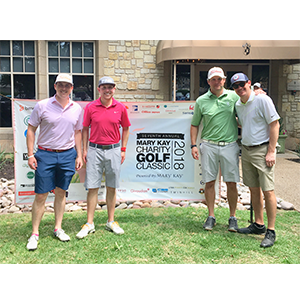Sayles Werbner Helps to Raise Money for The Mary Kay Foundation